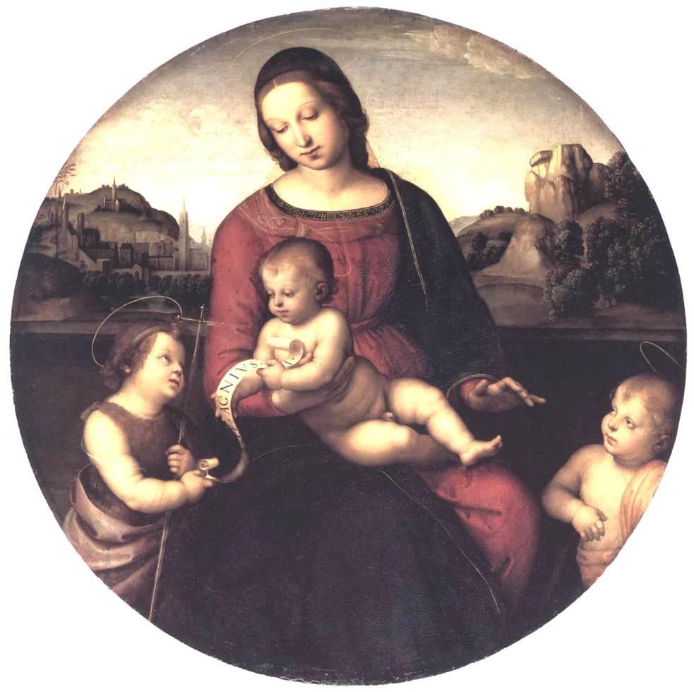Terranuova Madonna, 1505