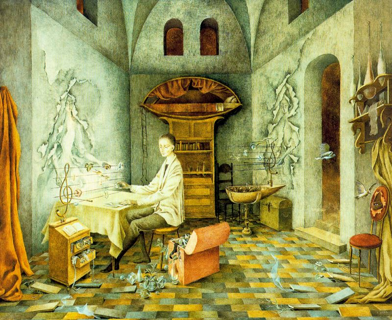 Remedios Varo Famous Painting