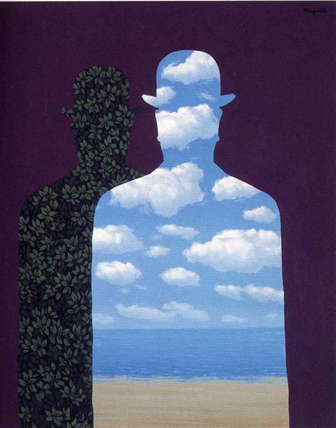 High Society, 1962 - Rene Magritte