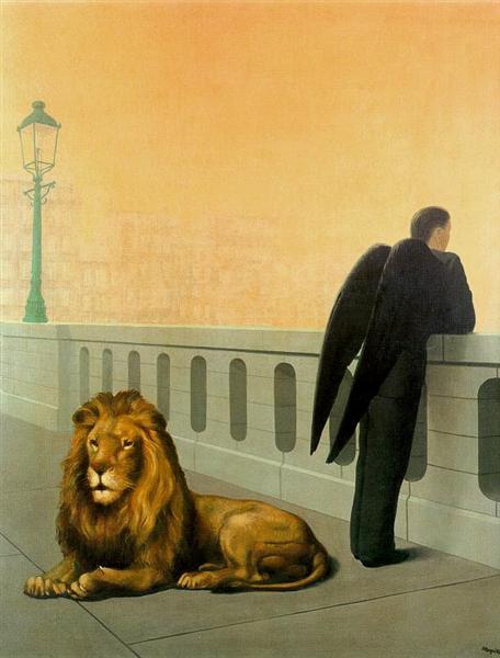 Homesickness, 1940 - Rene Magritte