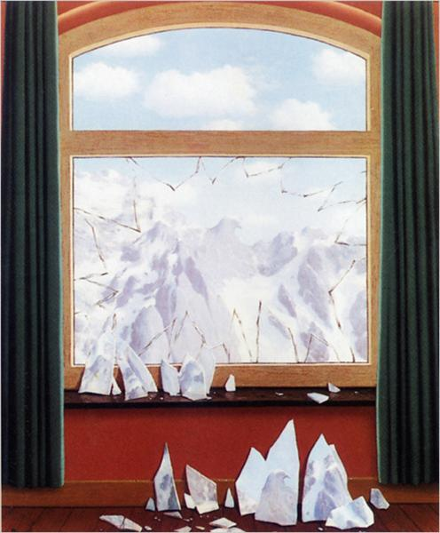 The domain of Arnheim, 1949 - René Magritte