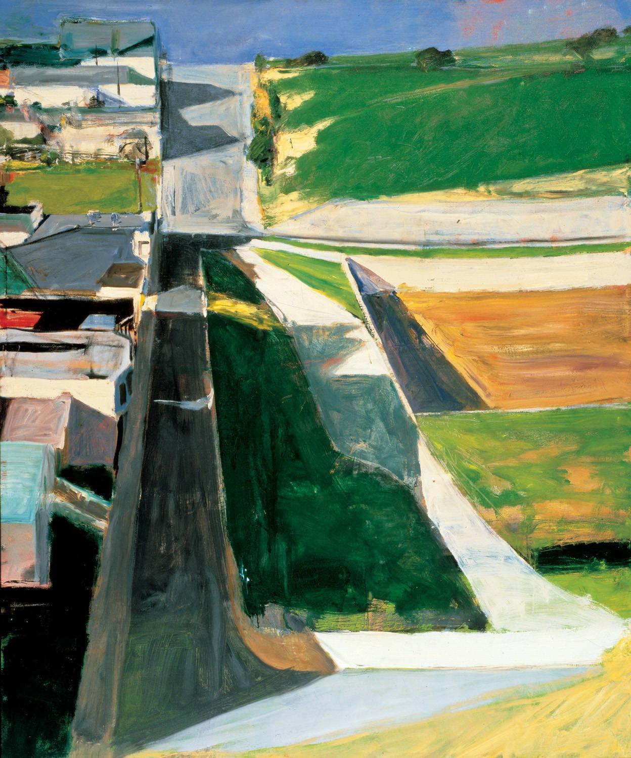 Art History News Richard Diebenkorn At The Royal Academy