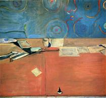 Large Still Life - Richard Diebenkorn