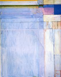 Ocean Park No. 54 - Richard Diebenkorn