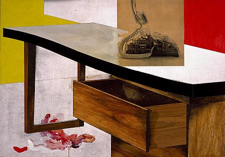 Desk, 1964 - Richard Hamilton
