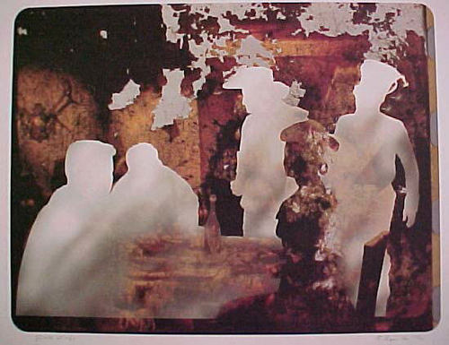Ghosts of UFA, 1994 - Richard Hamilton