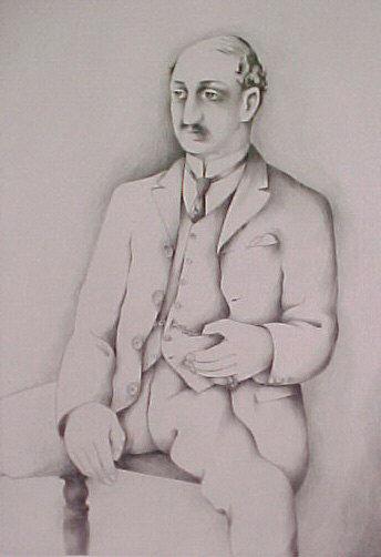 Leopold Bloom, 1983 - Richard Hamilton