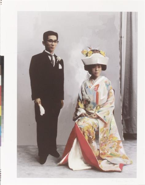 The marriage, 1998 - Richard Hamilton