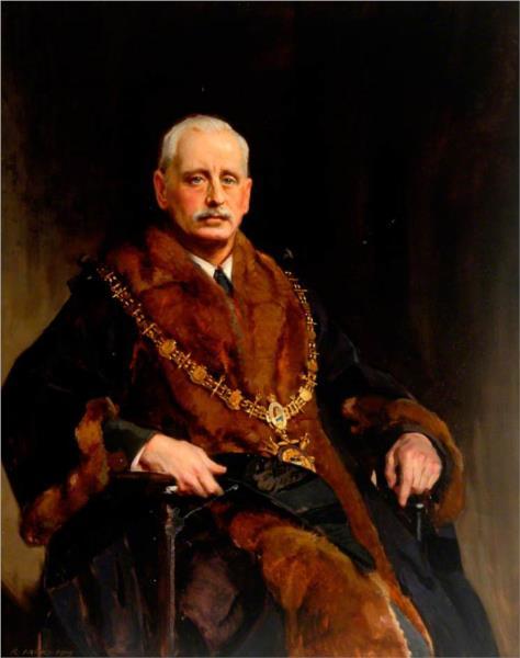 Councillor W. Edgar, JP - Ричард Джек
