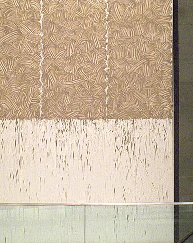 Riverlines (detail), 2006 - Richard Long