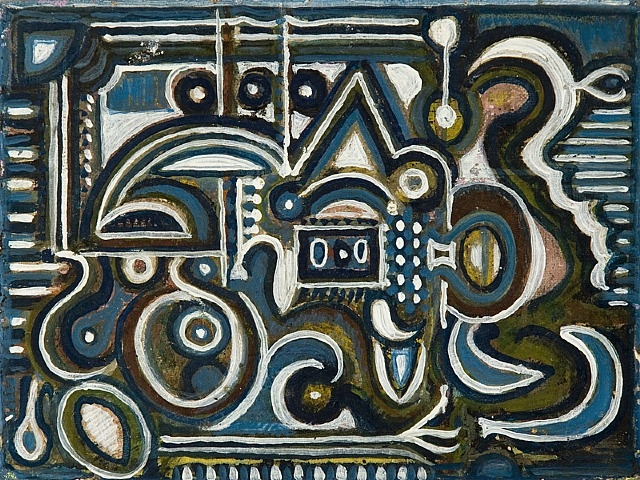 Untitled, 1930 - Richard Pousette-Dart