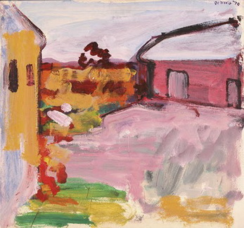 Landscape with Houses, 1970 - Robert De Niro, Sr.