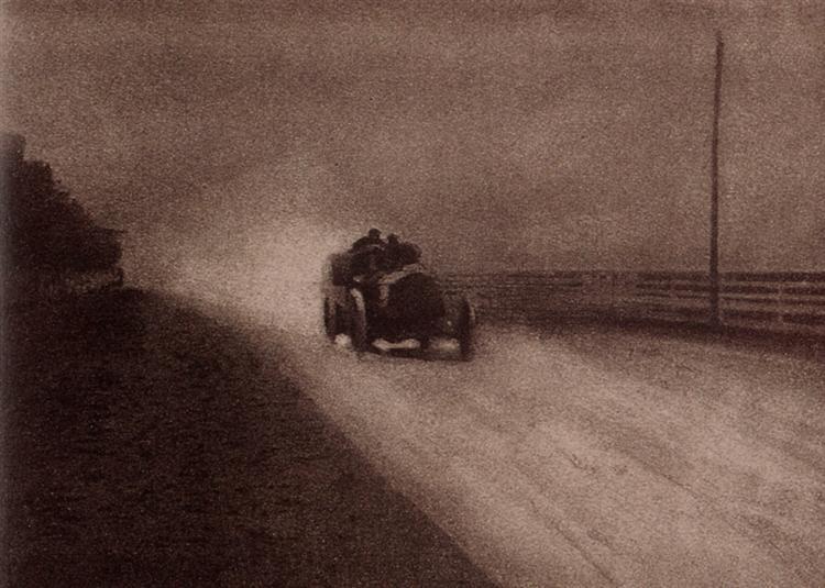 Speed, 1904 - Robert Demachy