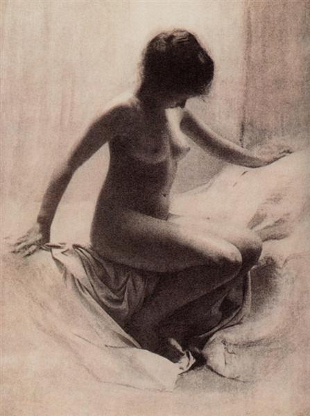 Study, 1906 - Robert Demachy