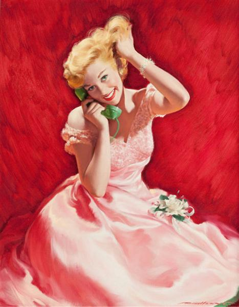 The Telephone Call - Robert G. Harris