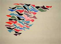 Bright Color Variables - Robert Goodnough