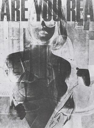 Are You Rea #1, 1968 - Роберт Хайнекен