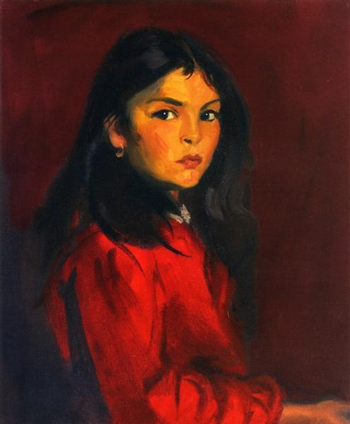 Berna Escudero, 1922 - Robert Henri