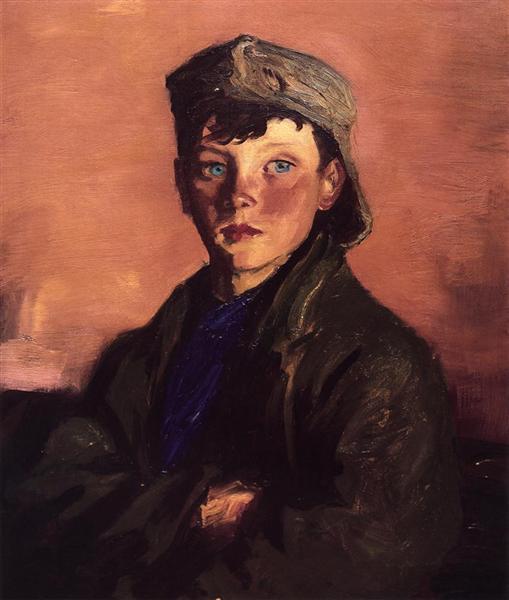Charles O'Malley, 1927 - Robert Henri