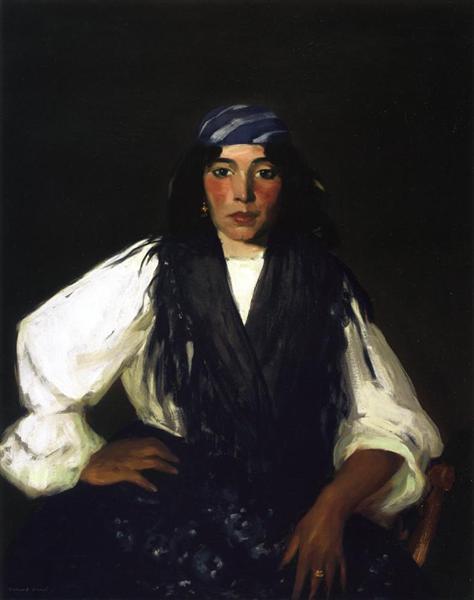 La Mora, 1912 - Robert Henri