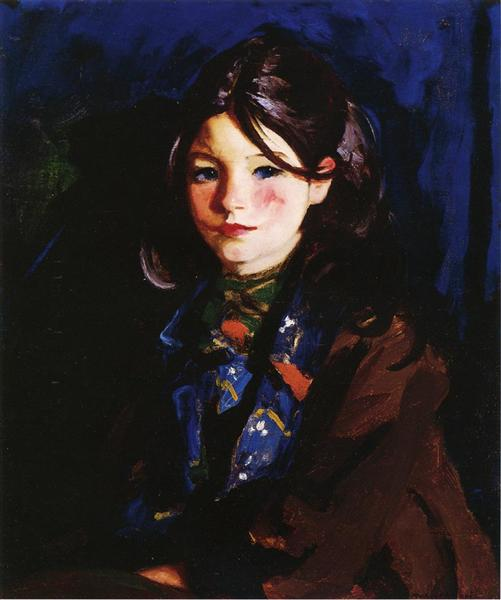 Letecia, 1925 - Robert Henri