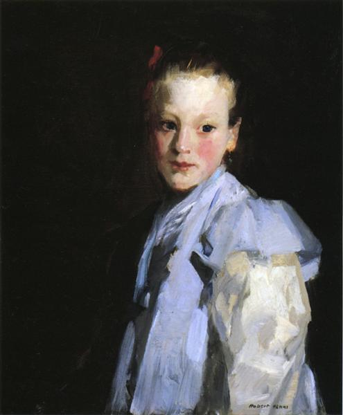 Martche, 1907 - Robert Henri