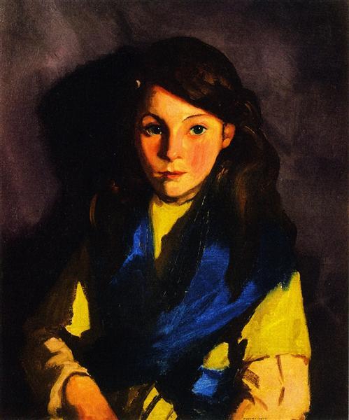 Sarah B., 1924 - Robert Henri