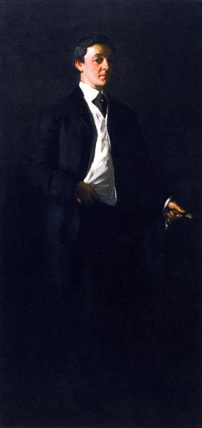 William Glackens, 1904 - Robert Henri