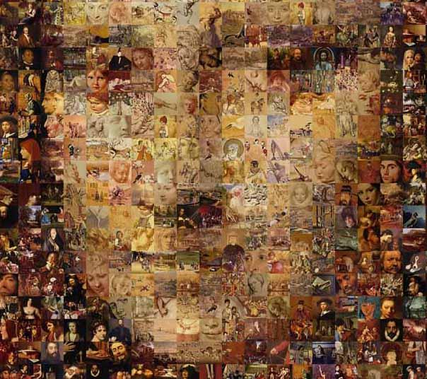 Mona Lisa Remastered - Robert Silvers