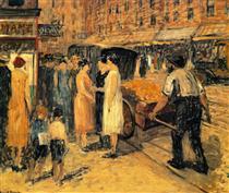Lower East Side - Robert Spencer