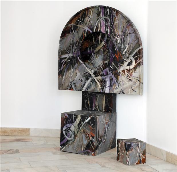 Object X, 1970 - Romul Nutiu