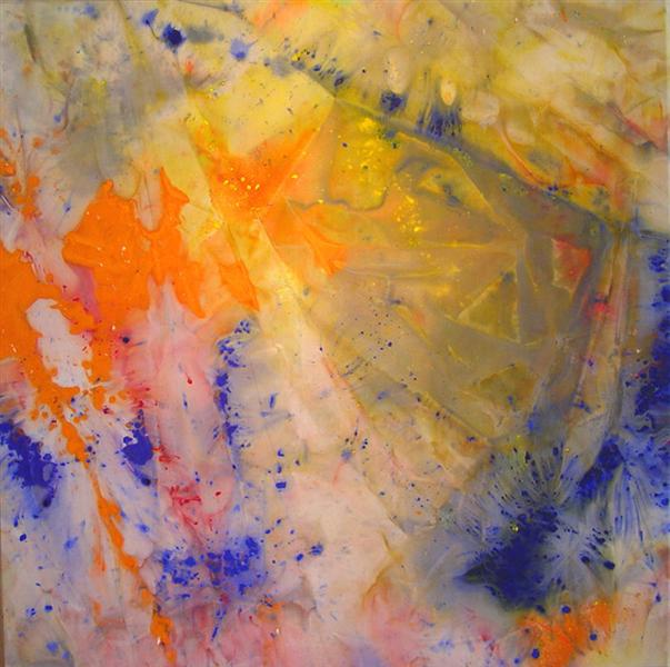 A Spring Thaw - Sam Gilliam