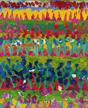 Irisation, 1989 - Самуэль Бури