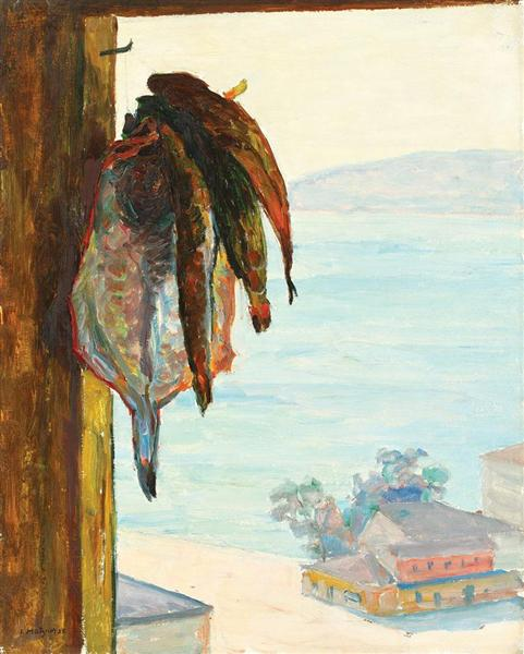 Marina, 1935 - Samuel Mutzner