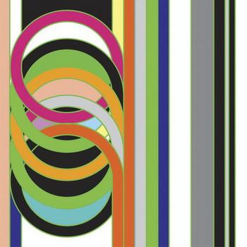 Alpine Coil [Knots], 2009 - Sarah Morris