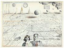 Utopia - Saul Steinberg
