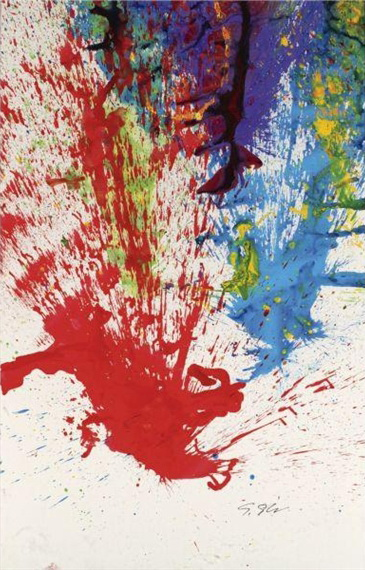 Performance in China '06 - Shozo Shimamoto