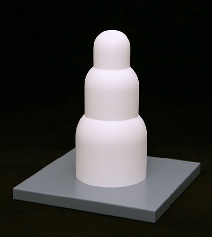Three Stacked Domes, 2005 - Sol LeWitt