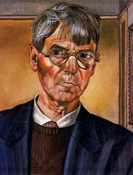Self-portrait, 1951 - Stanley Spencer