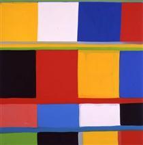 SunRa - Stanley Whitney