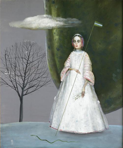 The White Dress, 2005 - Stefan Caltia