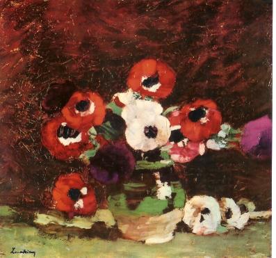 Anemone Flowers - Stefan Luchian