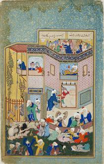 Artworks by style: Safavid Period - WikiArt org