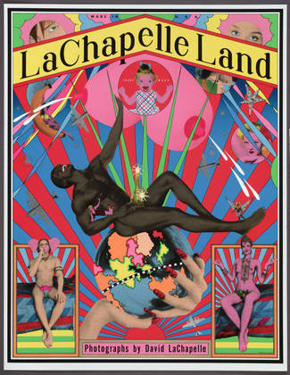 LaChapelle Land, Photographs by David LaChapelle - Tadanori Yokoo