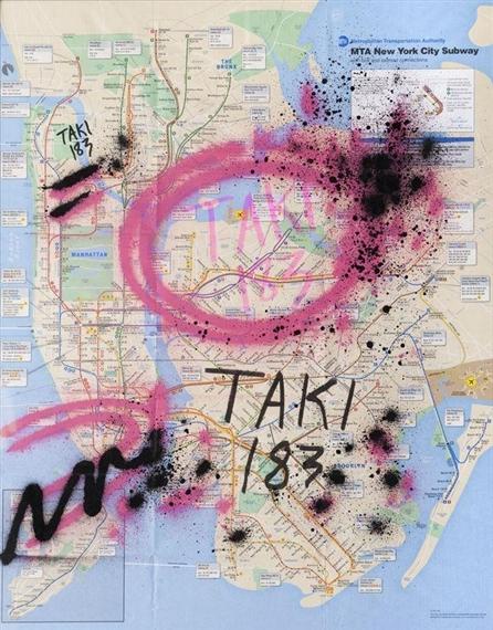 Untitled - TAKI 183