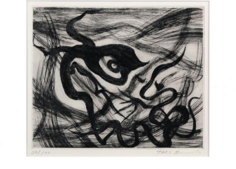 Untitled, 1977 - Taro Okamoto