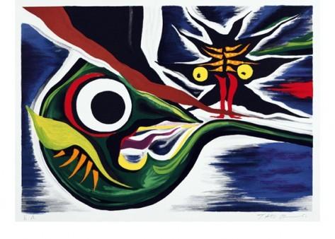Untitled, 1980 - Tarō Okamoto