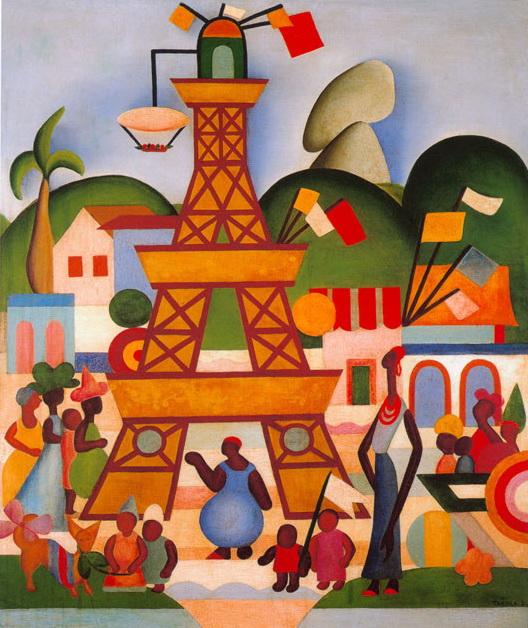 Carnaval em Madureira, 1924