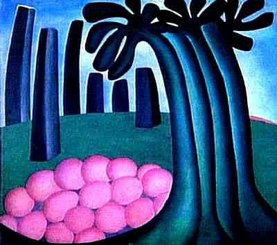 Floresta - Tarsila do Amaral