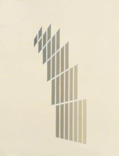 Always Now, 1981 - Tess Jaray